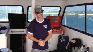 REEF DIVERS Pre-Dive Briefing