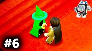 getlinkyoutube.com-LEGO HARRY POTTER Deutsch #6-Verwandlung bei Prof. McGonagal(Jahr 1) - Spiel mit mir Apps und Games