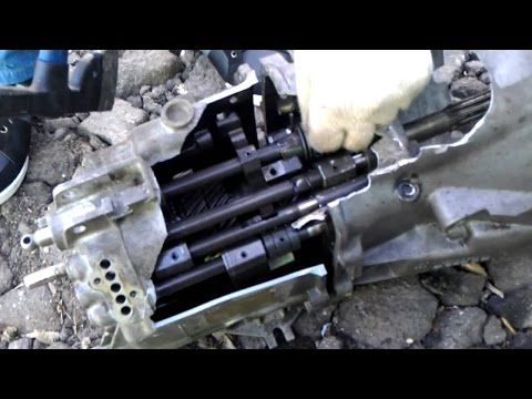 Замена сальника КПП BMW e46