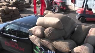 ISUZU D-Max - Test Οικονομίας με πλήρες φορτίο