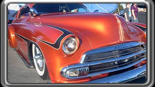 getlinkyoutube.com-Viva Las Vegas Rockabilly Weekend 18 ~ Car Show (2015)
