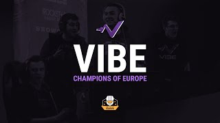 VIBE: Halo Champions of Europe