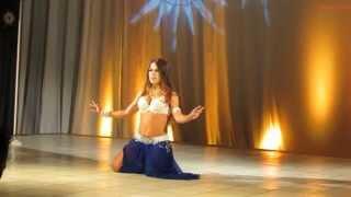 getlinkyoutube.com-Belly Dance competition MBC 2014, Miami, Florida, USA