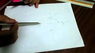 طريقة رسم الشكل البيضاوي .. Eng. Amin Elsofey