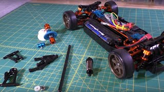 getlinkyoutube.com-Common Comments and Questions - Best Tamiya TT01 Upgrades?