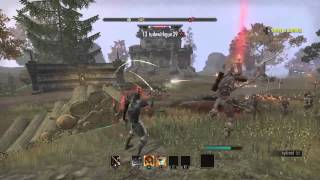 getlinkyoutube.com-ESO Emperor is broken af