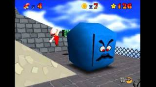 getlinkyoutube.com-Super Paper Mario 64!