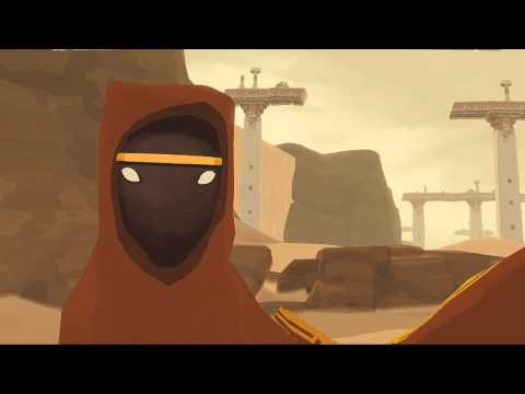 Trailer - JOURNEY Teaser Trailer  for PS3