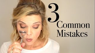 3 Common mistakes - Hooded eyes, do's and don'ts