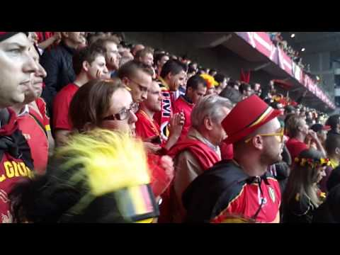 Red Devils - Bellux - Ambiance - 2