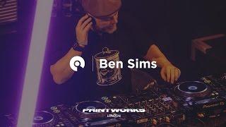 Ben Sims @ Photon   Printworks 2017 (BE AT.TV)