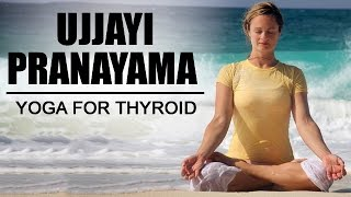 getlinkyoutube.com-Ujjayi Pranayama | Yoga For Thyroid