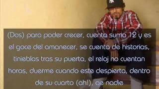 Lado B - Rapper School Letra