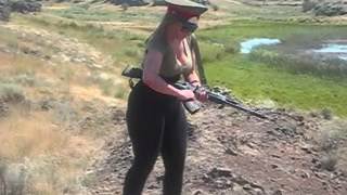 getlinkyoutube.com-hot redhead with huge booty shooting gun