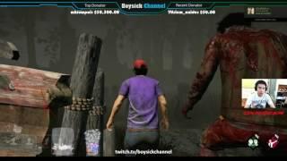 getlinkyoutube.com-LIVE : BoysickChannel On Twitch [21-01-2017]