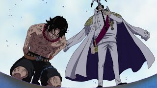 The King of the Pirates is Ace's Father English Dubbed