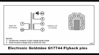 getlinkyoutube.com-Finding flyback pin connections