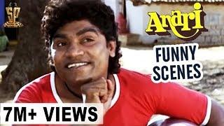 Johny Lever Destroys Laxmikant Eggs Business | Anari Comedy Scenes | Karishma Kapoor | Venkatesh width=