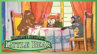 getlinkyoutube.com-Little Bear |  Where Lucy Went / Monster Pudding / Under The Covers - Ep. 34