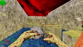 getlinkyoutube.com-Counter Strike 1.6 - Zombie Escape Mod - Map: zm_osprey_escape