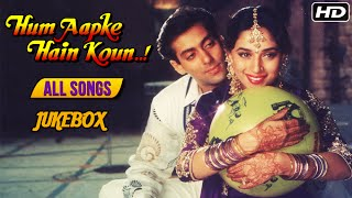 getlinkyoutube.com-Hum Aapke Hain Koun All Songs Jukebox (HD) | Salman Khan & Madhuri Dixit | Evergreen Bollywood Songs