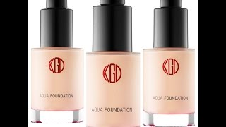 getlinkyoutube.com-Koh Gen Do Aqua Foundation Review