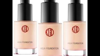 Koh Gen Do Aqua Foundation Review