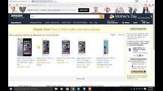 getlinkyoutube.com-How To Get I Phone 6 For Free On Amazon  2016 - 2017