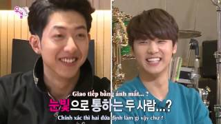 getlinkyoutube.com-[Vietsub] WGM Jong Hyun ♥ Seung Yeon - Unseen Ep 13