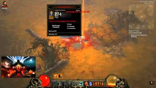 getlinkyoutube.com-Diablo 3 Insane Legendary Drops - 8 Legendary Drops