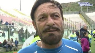 Totò Schillaci a Messina ricorda i sette anni in giallorosso e Franco Scoglio