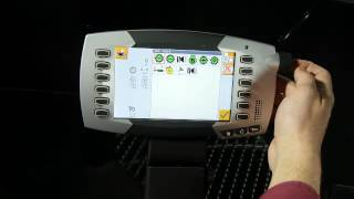 Challenger MT - TMC Display - One Touch Headland Management