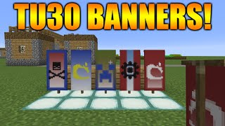 getlinkyoutube.com-★Minecraft Xbox 360 + PS3: Title Update 30 Banners - Expected Update Features Full Guide Tutorial★