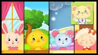 getlinkyoutube.com-Allo, allo, docteur - Chansons pour enfants - Les Titounis - Monde des petits