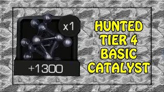 getlinkyoutube.com-Marvel: Contest Of Champions- Hunting Tier 4 Basic Catalyst After last Battle.