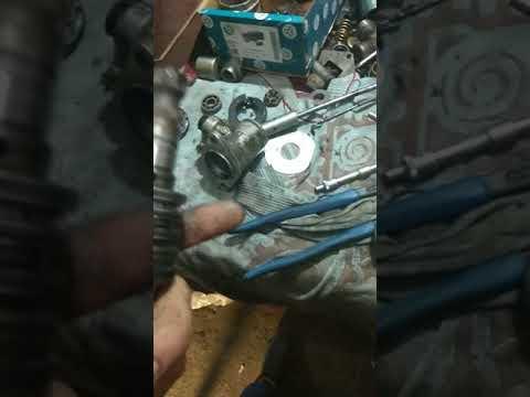 Рулевая рейка Rexton 1 ремонт