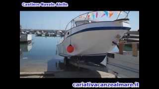 Varo di una nuova imbarcazione - Cantiere Navale Aiello