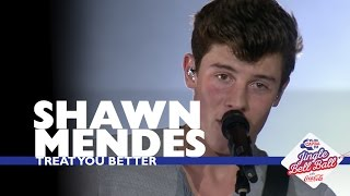 Shawn Mendes - 'Treat You Better' (Live At Capital's Jingle Bell Ball 2016)