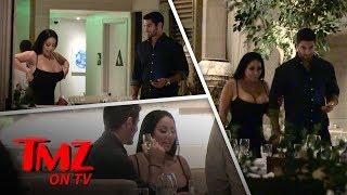 Jimmy G Takes Huge Porn Star On Romantic Date! | TMZ TV width=