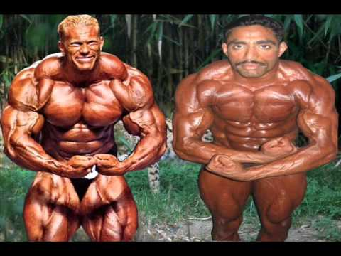 rizwan okara champion biggest body builder of pakistan