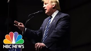What We Can Learn From Donald Trump's Speech Patterns | NBC News