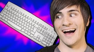 MAGIC KEYBOARD! width=