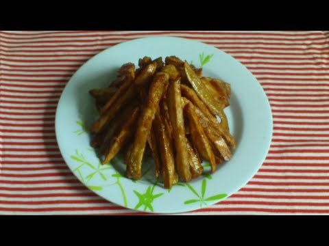 Camote Que (Caramelized Sweet Potatoes)