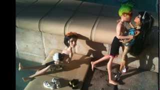 getlinkyoutube.com-Deuce & Cleo [ What Makes You Beautiful ]  ★Monster-High★