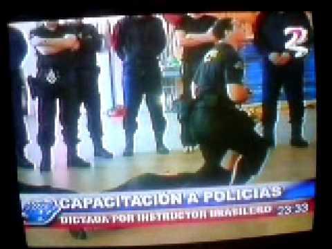 MESTRE DAYVERSON CURSO TATICAS POLICIAS PARA POLICIAIS ARGENTINO