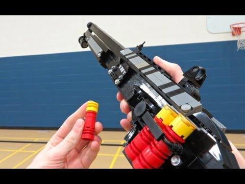 LEGO Remington 870 MCS - Black Ops 2