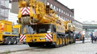 getlinkyoutube.com-AC 1600 FRANZ BRACHT KG auf einer Baustelle in Hamburg