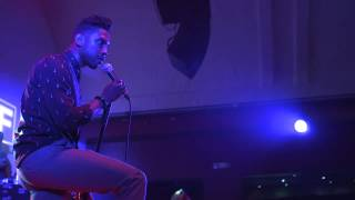 Miguel - Adorn (Live @ Vitaminwater)