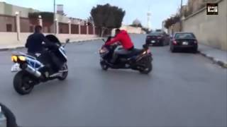 getlinkyoutube.com-ثنائي مهبول - عشاق الدراجات النارية