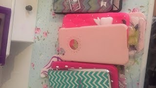 getlinkyoutube.com-Mes coques iphone 6 (partie 1)